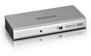 Matrox DS2 front